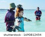 Zanzibar  Tanzania   February...