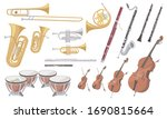 Various Instruments Used For...