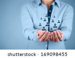 customer care  care for... | Shutterstock . vector #169098455