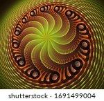 Digital Computer Fractal Art...