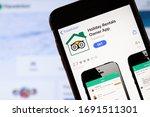 los angeles  california  usa  ... | Shutterstock . vector #1691511301