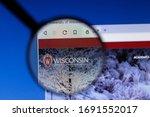 los angeles  california  usa  ... | Shutterstock . vector #1691552017