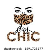 beautiful women eyes with... | Shutterstock .eps vector #1691728177