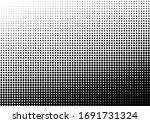 dots background. fade... | Shutterstock .eps vector #1691731324