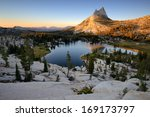 Cathedral Peak And Upper...