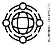global family unity icon.... | Shutterstock .eps vector #1691947744