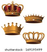 bejeweled crown collection. eps ...