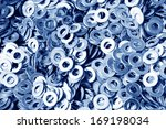 gasket  a kind of ardware... | Shutterstock . vector #169198034