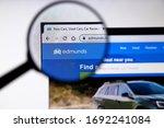 los angeles  california  usa  ... | Shutterstock . vector #1692241084