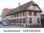 Breuschwickersheim  France   1...