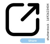 share icon. designed in 24x24px ...