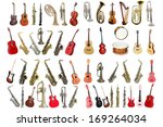 Musical Instruments Isolated...
