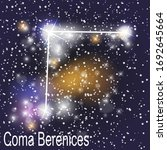 Coma Berenices Constellation...