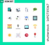Flat Color Pack Of 16 Universa...