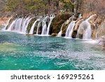 Jiuzhaigou National Park Valle...