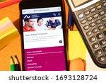 saint petersburg  russia   10... | Shutterstock . vector #1693128724