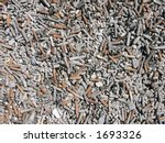 spent cartridges texture | Shutterstock . vector #1693326