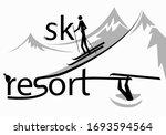 stock vector illustration in... | Shutterstock .eps vector #1693594564