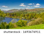 View Over Windermere Lake In...