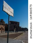 Small photo of Rome, Imperial Fora. via Alexandrian