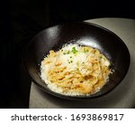 Bowl Of Pasta With Parmesan...