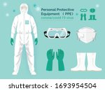 vector set illustration of... | Shutterstock .eps vector #1693954504