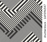 abstract striped textured... | Shutterstock .eps vector #169396547