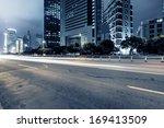 shanghai lujiazui finance and... | Shutterstock . vector #169413509