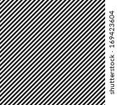 Seamless Black   White Diagona...