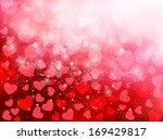 heart valentine heart | Shutterstock .eps vector #169429817
