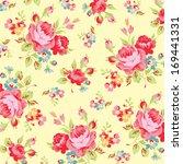 flowers  roses | Shutterstock .eps vector #169441331