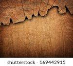 cracked wood board | Shutterstock . vector #169442915