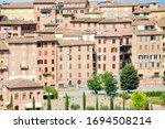 August 14  2018. Italy  Siena....