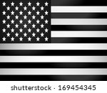 usa flag | Shutterstock .eps vector #169454345