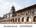 temple of el sagrario ... | Shutterstock . vector #169490669