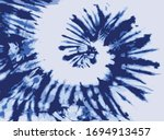 navy blue tie dye background | Shutterstock .eps vector #1694913457