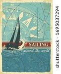 Sailing Adventure Vintage...