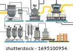 Sunflower Oil Production...