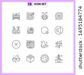 16 universal outlines set for...