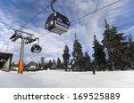 janske lazne  czech republic  ... | Shutterstock . vector #169525889
