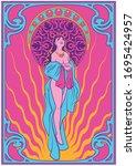Art Nouveau Women Poster...