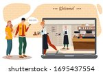 Coffee Shop And Bakery Online...