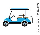 Vector Golf Car  Golf Car In...