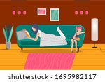 "the concept of ""stay home"" amid ... 