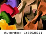 abstract background.... | Shutterstock .eps vector #1696028311