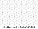 Seamless Geometric Hexagonal...
