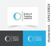Golf Logo   Golf Ball Icon Logo ...