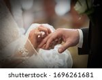 An Unrecognizable Bride And...