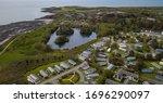 Aerial View Of Haven Hafan Y...