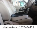 Car Driver Seat With Coccyx...